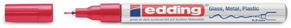 Paint-Marker, EDDING, e-780 CR, rot - Produktbild 2