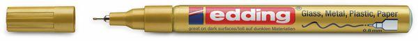Paint-Marker, EDDING, e-780 CR, gold