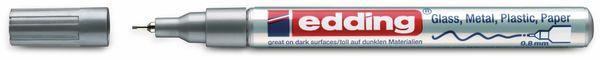 Paint-Marker, EDDING, e-780 CR, silber