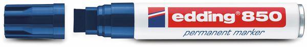 Permanent-Marker, EDDING, e-850, blau - Produktbild 2