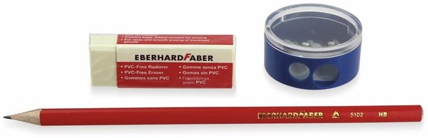 Schreibset, 3-teilig, Eberhard Faber 510297