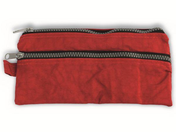 Federmäppchen, 21,5x10,8 cm, diverse Farben - Produktbild 2
