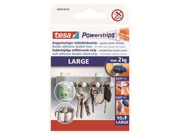 tesa Powerstrips® Large, 58000-00102-23