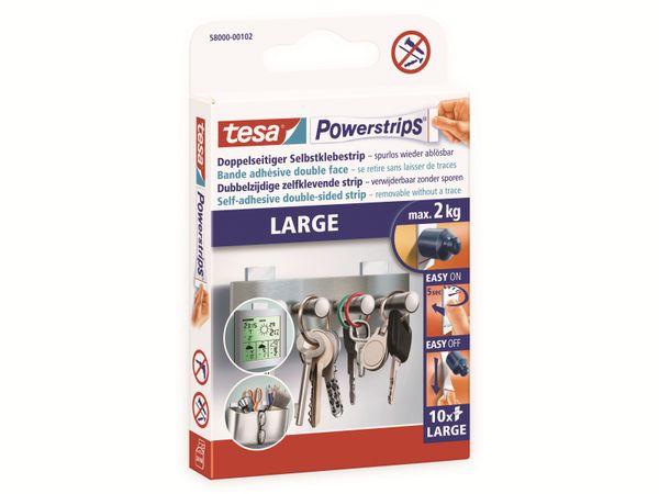 tesa Powerstrips® Large, 58000-00102-23 - Produktbild 2