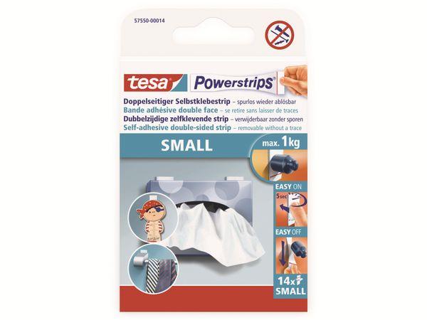 tesa Powerstrips® Small, 57550-00014-21