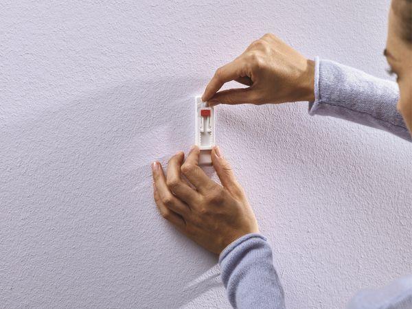 tesa® Klebenagel verstellbar, Tapete&Putz, 1 kg , 2 x 1KG , 77774-00000-00 - Produktbild 6