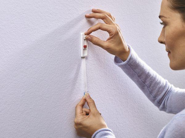tesa® Klebenagel verstellbar, Tapete&Putz, 1 kg , 2 x 1KG , 77774-00000-00 - Produktbild 10