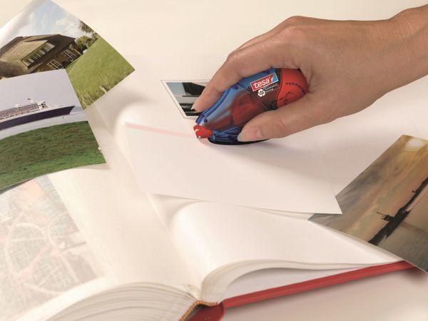 tesa® Roller Kleben permanent ecoLogo®, Nachfüllroller, 14m:8,4mm, 59100-00005-06 - Produktbild 5