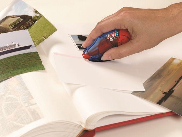 tesa® Roller Kleben permanent ecoLogo®, Nachfüllkassette, 14m:8,4mm, 59110-00005-06 - Produktbild 3