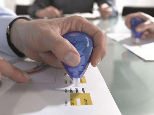 tesa Roller Korrigieren ecoLogo® Seitwärtsroller, 10m:4,2mm, 59810-00000-01 - Produktbild 3