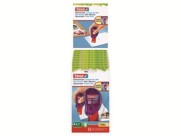 tesa® Klebestempel permanent ecoLogo®, 59099-00000-00 - Produktbild 8