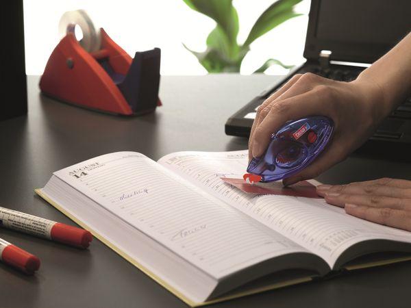 tesa® Roller Kleben permanent ecoLogo®, Einwegroller, 8,5m:8,4mm, 59090-00005-03 - Produktbild 4