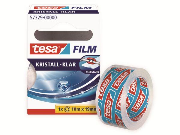 tesafilm® kristall-klar, 1 Rolle, 10m:19mm, 57329-00000-03 - Produktbild 6