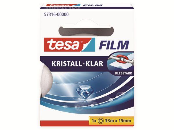 tesafilm® kristall-klar, 1 Rolle, 33m:15mm, 57316-00000-02 - Produktbild 5