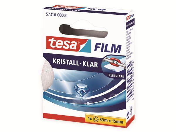 tesafilm® kristall-klar, 1 Rolle, 33m:15mm, 57316-00000-02 - Produktbild 7