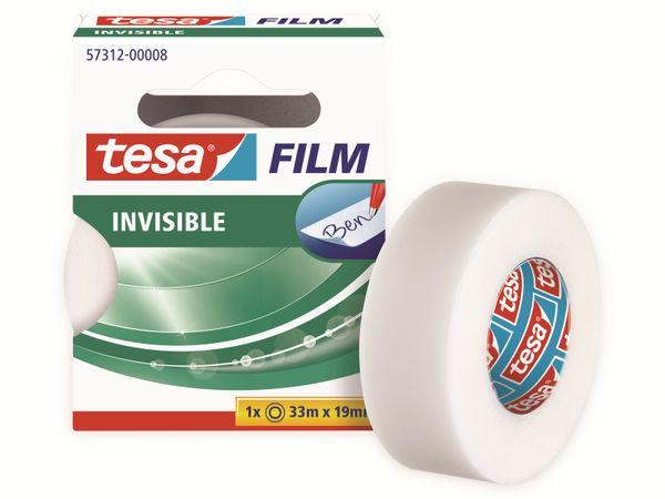 tesafilm® invisible, 1 Rolle, 33m:19mm, 57312-00008-02 - Produktbild 5