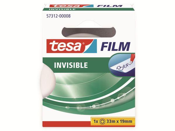 tesafilm® invisible, 1 Rolle, 33m:19mm, 57312-00008-02 - Produktbild 6