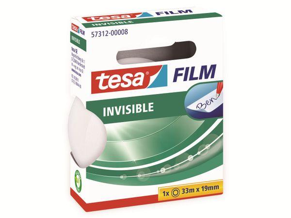 tesafilm® invisible, 1 Rolle, 33m:19mm, 57312-00008-02 - Produktbild 7
