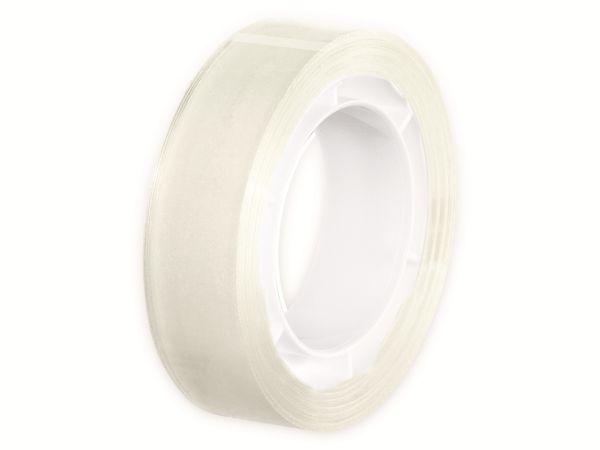 tesafilm® doppelseitig, 1 Rolle + Abroller, 7,5m:12mm, 57912-00000-02 - Produktbild 2