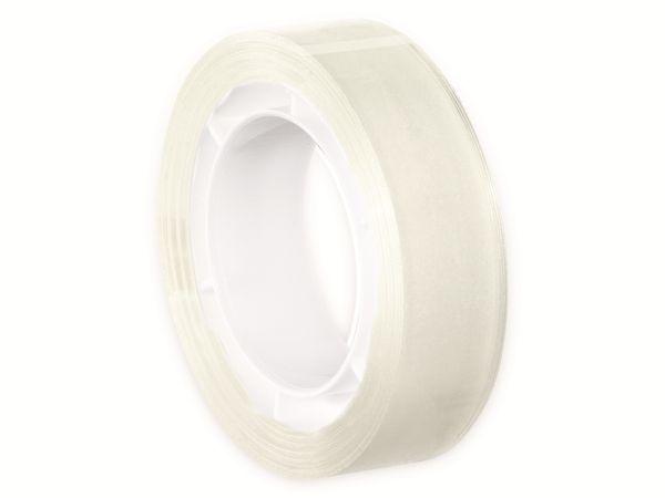 tesafilm® doppelseitig, 1 Rolle + Abroller, 7,5m:12mm, 57912-00000-02 - Produktbild 3