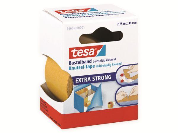 tesa® Bastelband , 2,75m:38mm, 56665-00001-01 - Produktbild 2
