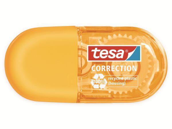 tesa Roller Korrigieren ecoLogo® Mini in 4 Farben, 6m:5mm, 59816-00000-00 - Produktbild 2