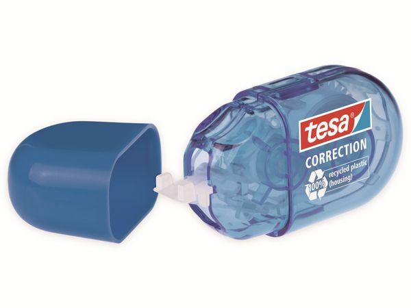 tesa Roller Korrigieren ecoLogo® Mini in 4 Farben, 6m:5mm, 59816-00000-00 - Produktbild 3