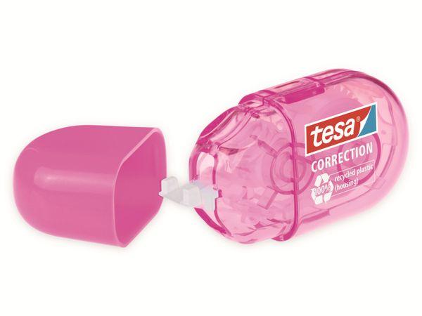 tesa Roller Korrigieren ecoLogo® Mini in 4 Farben, 6m:5mm, 59816-00000-00 - Produktbild 5