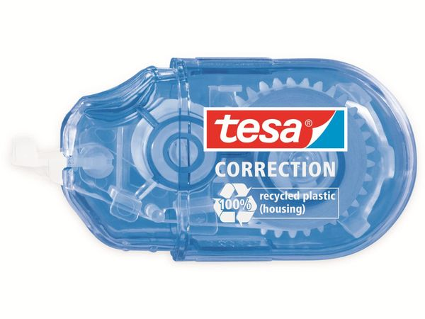 tesa Roller Korrigieren ecoLogo® Mini in 4 Farben, 6m:5mm, 59816-00000-00 - Produktbild 11