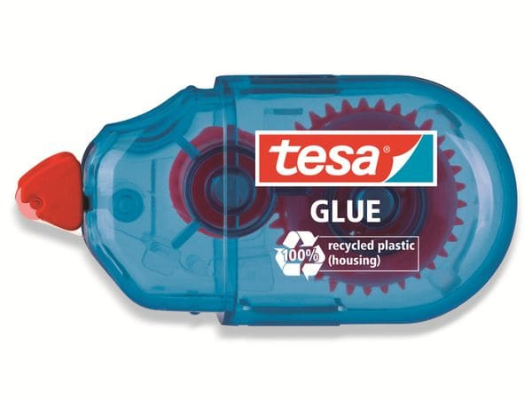 tesa® Mini Klebe-Roller permanent ecoLogo®, 6m:5mm, 59819-00000-00 - Produktbild 3