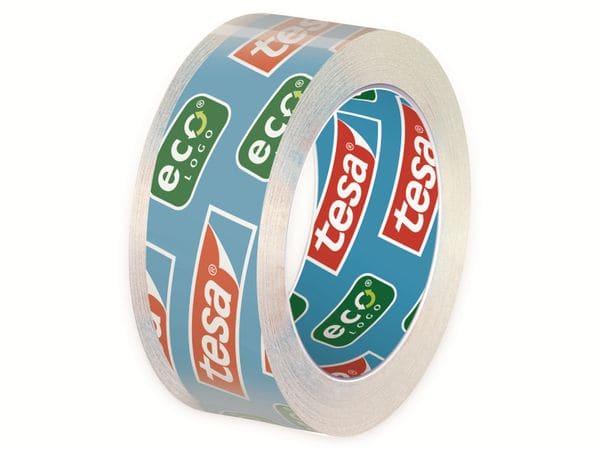 tesafilm® eco&clear, 10 Rollen, Office Box, 10m:15mm, 57070-00000-01