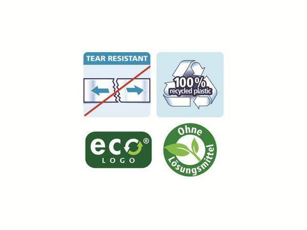 tesafilm® eco&clear, 10 Rollen, Office Box, 10m:15mm, 57070-00000-01 - Produktbild 2
