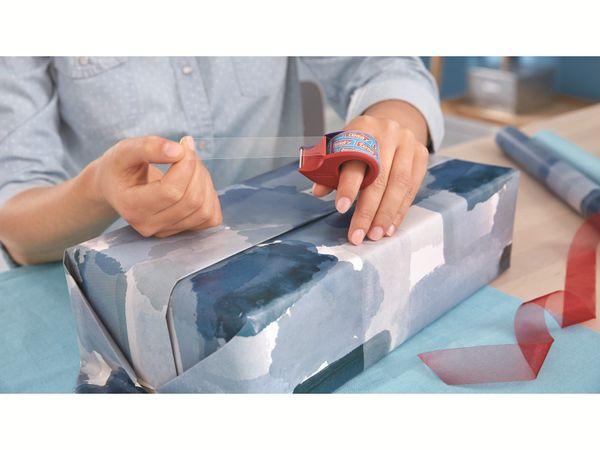 tesafilm® kristall-klar, 2 Rollen + Mini Abroller, 10m:19mm, 57859-00000-13 - Produktbild 4