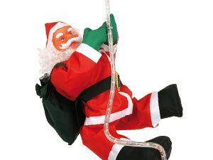 """""""Kletternder Weihnachtsmann"""""""