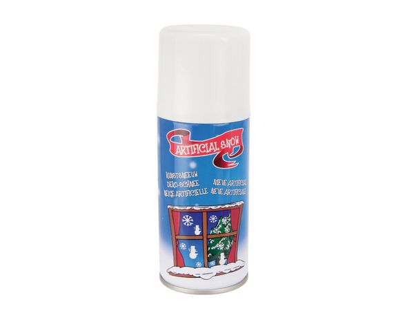 Kunstschnee-Spray