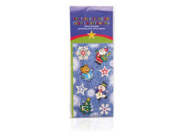 """Textilsticker """"Weihnachten"""" - Produktbild 1"""