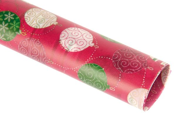 Transparentpapier HEYDA 20-4879394, Kugel rot - Produktbild 1
