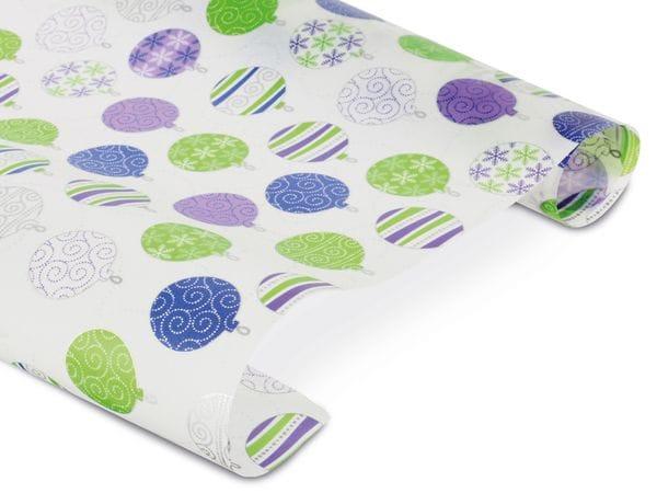 Transparentpapier HEYDA 20-4879397, Kugel blau/violett - Produktbild 2