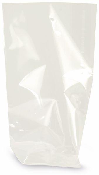 Zellglasbeutel, 10 Stück, 160x95x40mm - Produktbild 1