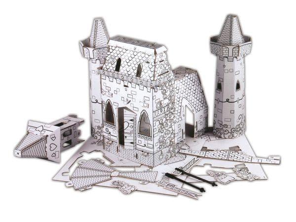 Modello Prinzessinnen-Schloß - Produktbild 1
