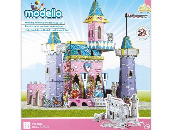 Modello Prinzessinnen-Schloß - Produktbild 2