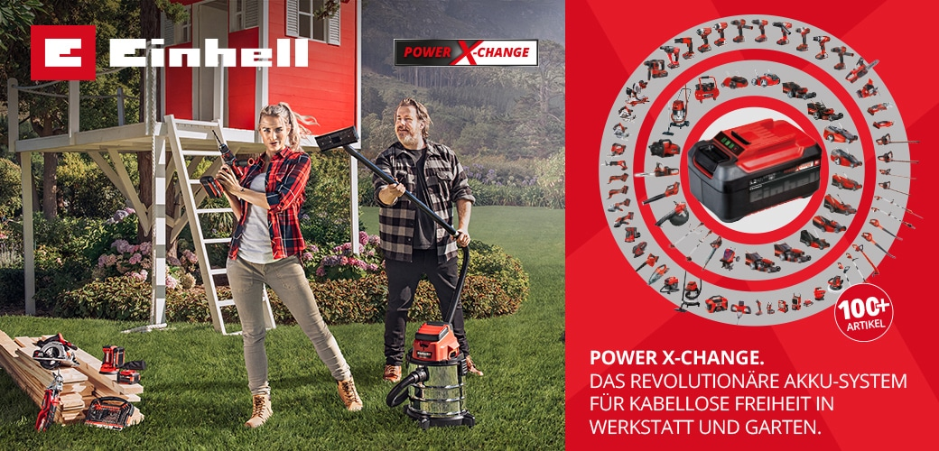 Einhell Power X-Change