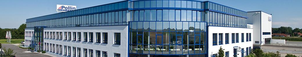 Pollin Electronic Gebäude