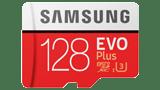 microSD/SDHC-Speicherkarten